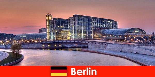 가족과 함께 하는 독일 베를린 목적지