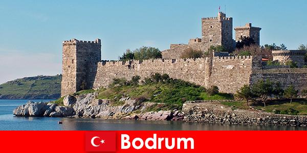 터키 보드룸의 휴일