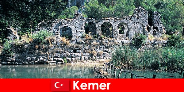 케머는 터키의 유럽 부분을 나타냅니다