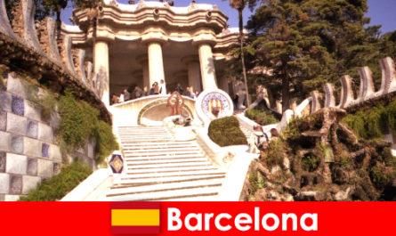 바르셀로나에서 관광객을위한 최고의 하이라이트와 명소