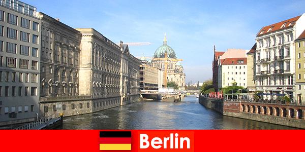 베를린 독일에서 아이들과 함께 하는 가족 휴가 팁