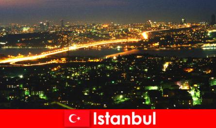항상 여행 가치가 관광객을위한 이스탄불의 도시