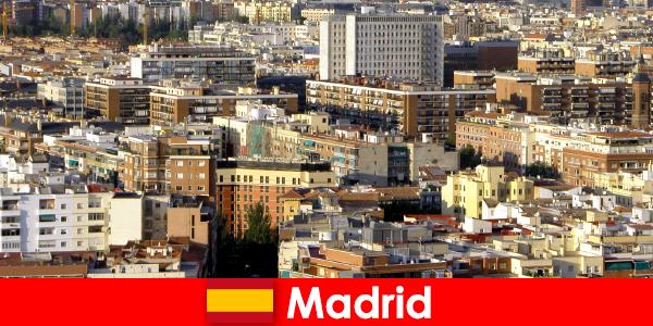 스페인의 수도 마드리드에 대한 여행 팁 및 정보