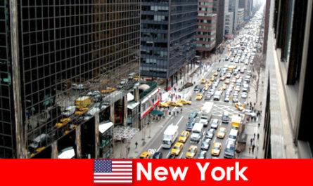 뉴욕시에서 저렴한 휴가를 즐기십시오.
