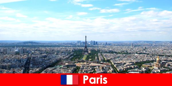 파리 시에서 무엇을 해야 할지 보기