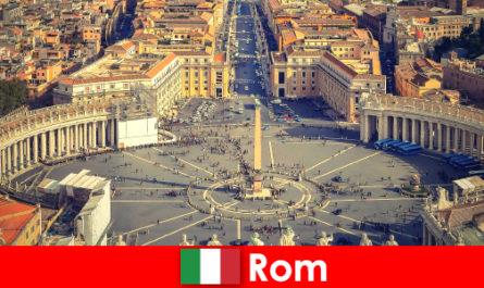 로마 방문 시기 - 날씨, 기후 및 권장 사항