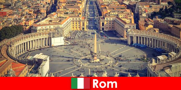 로마 방문 시기 – 날씨, 기후 및 권장 사항