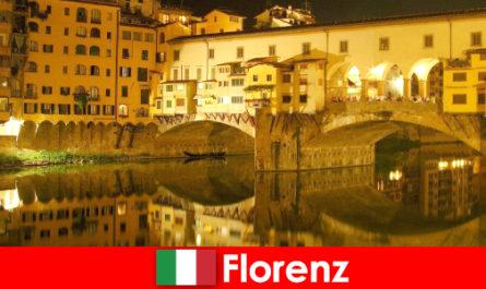 피렌체 예술, 커피 및 문화 도시 여행