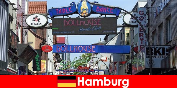 함부르크 리퍼반 – 나이트 라이프 매춘부 및 섹스 관광에 대한 에스코트 서비스