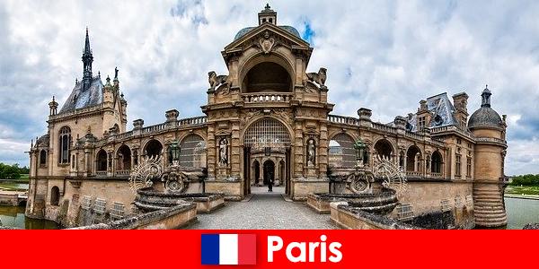 예술과 이야기 애호가를위한 파리의 명소와 흥미로운 장소