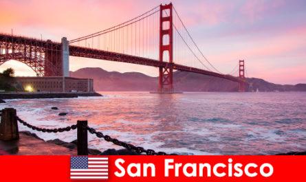 미국 샌프란시스코에서 럭셔리 휴가를 경험하세요.