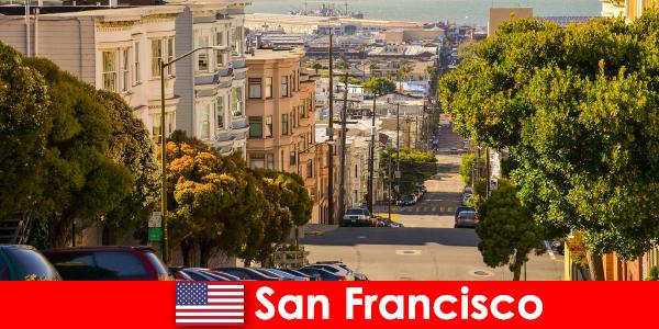 샌프란시스코의 기후와 방문하기에 가장 좋은 시기는 언제입니까?