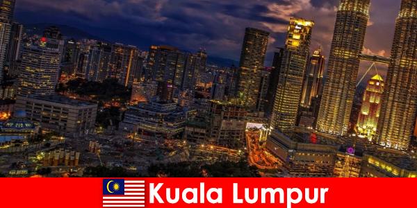 쿠알라룸푸르는 항상 동남아시아 여행객을 위한 여행 가치가 있습니다.