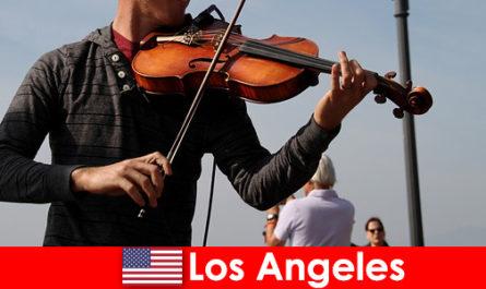 로스 앤젤레스에서 국제 여행객을위한 관광 명소를 볼 가치가