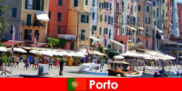 포르투는 항상 작은 예산으로 배낭 여행객과 휴가를 즐기는 사람들에게 인기있는 목적지입니다.