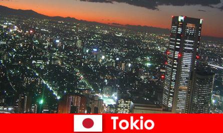 낯선 사람은 도쿄를 사랑합니다 - 세계에서 가장 크고 가장 현대적인 도시