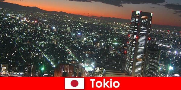 낯선 사람은 도쿄를 사랑합니다 – 세계에서 가장 크고 가장 현대적인 도시