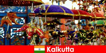 캘커타 인도의 다채로운 종교 의식은 낯선 사람들을위한 여행 팁