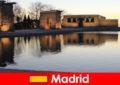 유럽 학생들을위한 마드리드 스페인 여행 인기 목적지