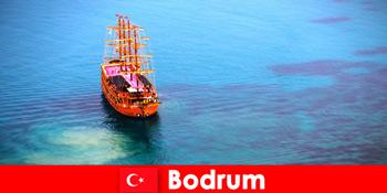 아름다운 보드룸 터키에서 친구와 함께 회원을위한 클럽 여행